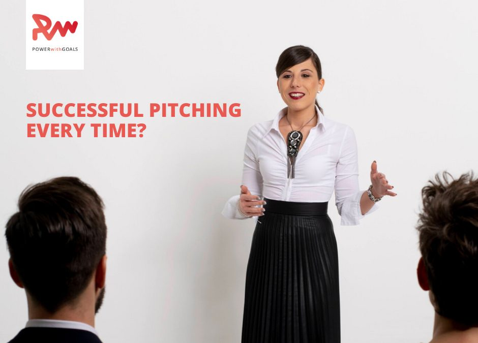SUCCESSFUL PITCHING EVERY TIME?