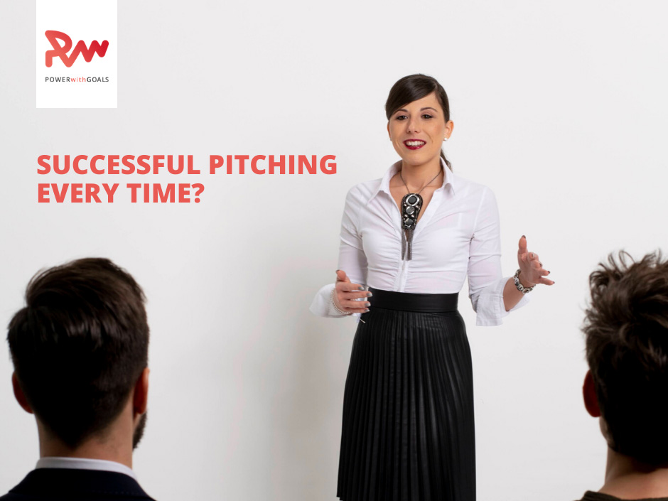Successful pitching every time blog post
